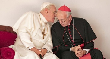 the two popes film