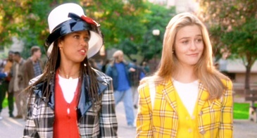 Clueless alicia silverstone stacey dash
