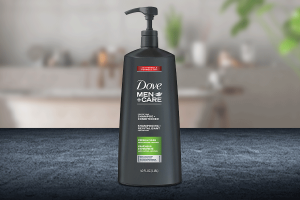Dove 2-in-1 Shampoo