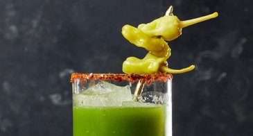 swamp thing cocktail