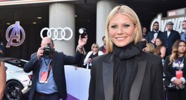 "Gwyneth Paltrow Smiles World Premiere ""Avengers: Endgame"" Hollywood"