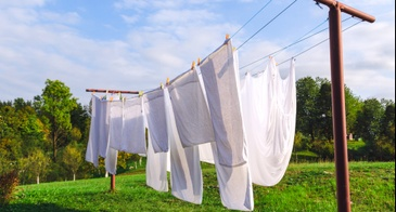 laundry whites