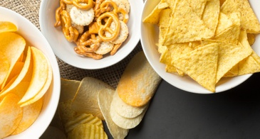 chips and crackers