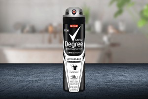 Degree UltraClear Dry Spray Deodorant