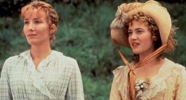 Sense and Sensibility Emma Thompson Kate Winslet