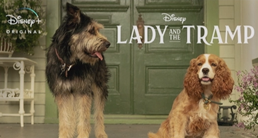 lady and the tramp remake still