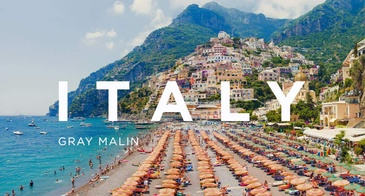italy photography book