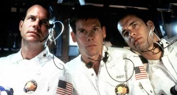 Apollo 13 tom hanks kevin bacon bill paxton