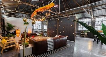 warehouse rental