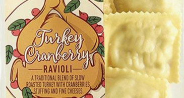 Priani Turkey Cranberry Ravioli Product Shot