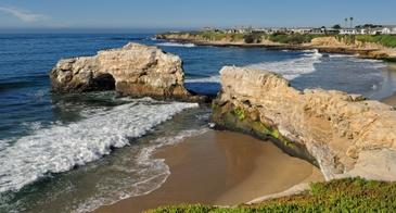 natural bridges, california
