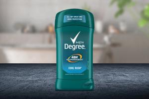 Degree Cool Rush Deodorant Stick