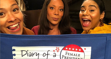 diary of a female president crew